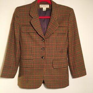 Jones New York Jacket 100% Wool